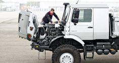 Zetros – Mercedes-Benz Camiones – Trucks you can trust Mercedes Benz Forum, Mercedes Benz Trucks, Suv Trucks, Big Rig Trucks, M Benz, Lexus Gx, Mercedez Benz, City Vibe, Military Vehicles