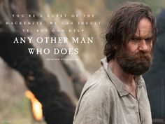 A word to the wise: don't mess with Murtagh.