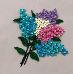 Quilled Arte Quilling, Quilling Work, Quilling Paper Craft, Quilling Flowers, Quilling Designs, Paper Crafts, Paper Quilling Tutorial, Diy And Crafts, Arts And Crafts