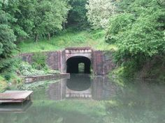 Summer at the Old Tunnel Canal