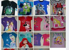 NIÑO  Marcas: Disney, Transformers, Mickey Mouse, Avengers, Tortugas Ninga, etc....  Tallas: 1 a 10 años  Varios Colores & Modelos ...  100% ORIGINALES   MAYOREO & MENUDEO  _________________________________________  NIÑA  Marcas: Disney, Minnie Mouse, Bratz, Frozen, Princess, Wekeend, Snoopy, etc...  Tallas: 1 a 10 años  Varios Colores & Modelos ...  100% ORIGINALES  MAYOREO & MENUDEO