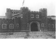 Another aspect of Pretoria Central Prison Pretoria, Prison, South Africa, New York Skyline, Louvre, History, Travel, Historia, Viajes