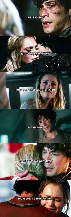 Bellarke, but i ship Clexa