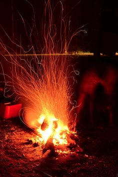Playing with fire: Via: Behind The Lens Lukey