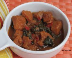 Sweet Potato and Kale Stew