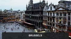 Book Virtual Office, Serviced Office and Meeting Rooms in Brussels from Servcorp India.