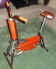 1000+ images about Vintage Exercise Equipment on Pinterest ...