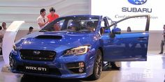 2015 Subaru WRX STI launch takes Philippines by storm