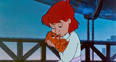 Ryan's Blog: Oliver and Company HD Screen Captures - Part 3