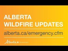 Fort McMurray Wildfire Update #3 - May 4, 2016 at 3:15 pm - YouTube #ymmfire