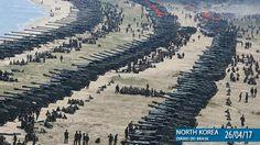 Noticia Final: Coreia do Norte exibe artilharia monstruosa e diz ...