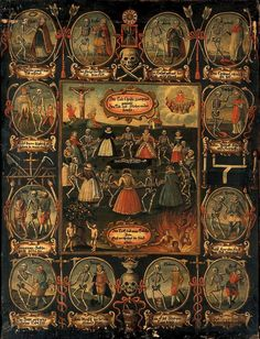 A macabre mystery: the Wellcome Library's Dance of Death