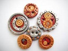 Resultado de imagen para polymer clay buttons