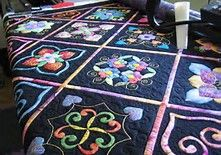 Risultato immagine per affairs of the heart quilt pattern