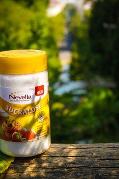 Nevella Sucralose - aus Zucker gewonnenes kalorienarmes Süßungsmittel  http://www.brandnooz.de/products/nevella_sucralose