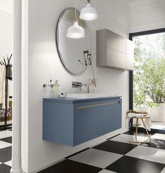 #Inda #ProgettoPlus #meuble #salledebain #blue