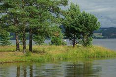 Gjøvik - Camping Sveastranda  Mjøsa meer