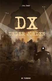 6 stars out of 10 for DX - under jorden by Jon Zaar #boganmeldelse #bookreview #bookstagram #booknerd #bookworm #books #bookish #booklove #bookeater #bogsnak Read more reviews at http://www.bookeater.dk