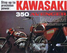 1968_Kawasaki 350 Avenger A7+A7SS 2-stroke brochure.USA_01