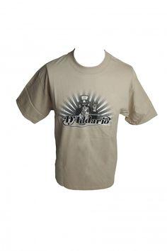 D'Addario, Daddario, Shirt, T-Shirt, Tee, Meinlshop, Merchandise, Modellnummer: DF60 Beige, Mens Tops, Shopping, Fashion, Taupe, Moda, Fasion, Trendy Fashion, Beige Colour