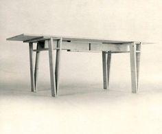 Enzo Mari, Model 1123XD Table - by vipond33 @ LumberJocks.com ~ woodworking community