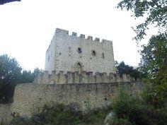 Torre de Venero, término municipal de Arnuero, (Cantabria, España)