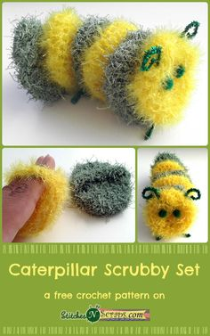 Caterpillar Scrubby