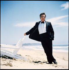 BRYAN ADAMS PHOTOGRAPHY Dustin Hoffman / Zoo