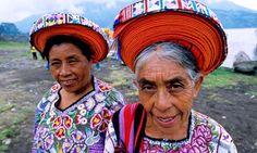 Mayan women, Guatemala