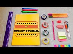 Kalinka Carvalho- Blog - Vídeo: Como fazer bullet journal