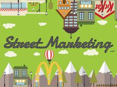 ¿Has oído hablar del Street Marketing? ¿Qué diferencia hay con el Marketing de guerrilla? #HoySeMueveEnTilo Alberto y nos lo cuenta con ejemplos para dar rienda suelta a nuestra creatividad. :)