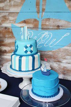 Nautical Birthday Party Ideas | Photo 1 of 27