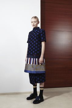 Looks by Erin Beatty and Max Osterweis, Suno, finalists in competition for the LVMH Young Fashion Designers Prize. #LVMHPrize #LVMH via www.lvmhprize.com/