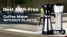 Read our insights on why you should you avoid plastic coffee makers and a guide on the best coffee maker without plastic and the best BPA free coffee maker. Free Coffee Maker, Best Coffee Maker, Coffee Magazine, Tasty, Yummy Food, Kitchen Appliances, Plastic, Best Drip Coffee Maker, Diy Kitchen Appliances