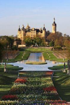 Schweriner Schloss, Alemanha por jess70
