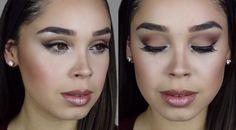 Neutral Jane Iredale Makeup Tutorial | Jennifer Gomez