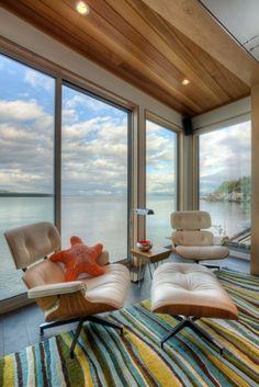 #LuxuryLiving Tsunami House In Washington State