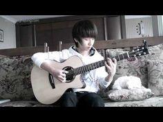 (Eric Clapton) Wonderful Tonight - Sungha Jung