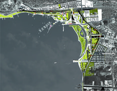 Gallery - Urban Design Project for Izmit Shoreline / Ervin Garip - 15