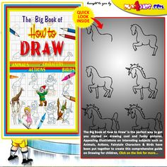 The Big Book Of How To Draw  http://dux4kids.com/products/the-big-book-of-how-to-draw