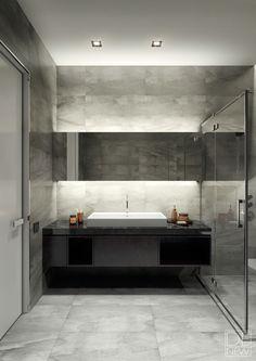 Awesome tile work saved from homedesigner.com