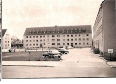 Army Housing Furth Germany 1955
