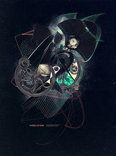 Graphic Design & Illustration by Niklas Lundberg | Inspiration Grid | Design Inspiration