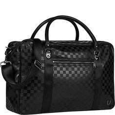 Herren Fred Perry Tasche schwarz gemustert - buy it on fablife.de Fred  Perry bf0453e969181