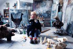 ...Elisabeth Werp Gift List, Art Studios, My Dream, Artist, Painting, Kunst, Gift Registry, Painting Art, Paintings