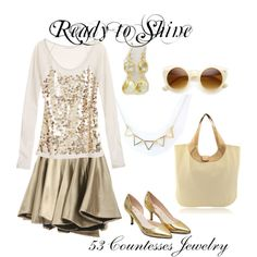 """""""Ready to Shine"""" by countess-flower on Polyvore"""