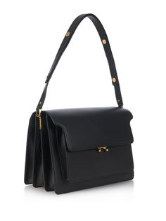 Trunk leather shoulder bag | Marni | MATCHESFASHION.COM US