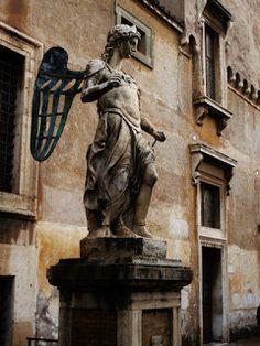 David Michael Pulju: David Pulju in Rome