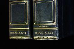 Reliure signée en pied du dos. www.edition-originale.com