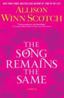 Reading for May 2015: The song remains the same by Allison Winn Scotch